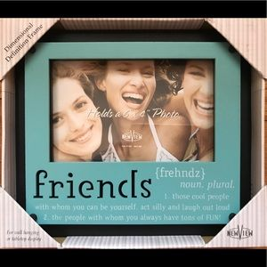 NWT NewView Friends Picture Frame